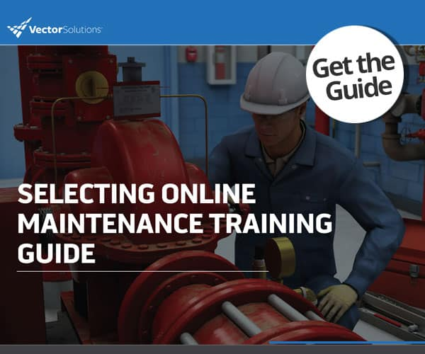 Free Guide to Selecting Online Maintenance Training