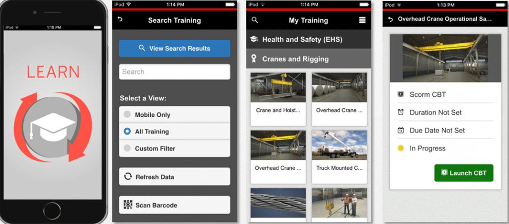 Mobile Maintenance Training Image