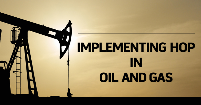 HOP in Oil and Gas Image