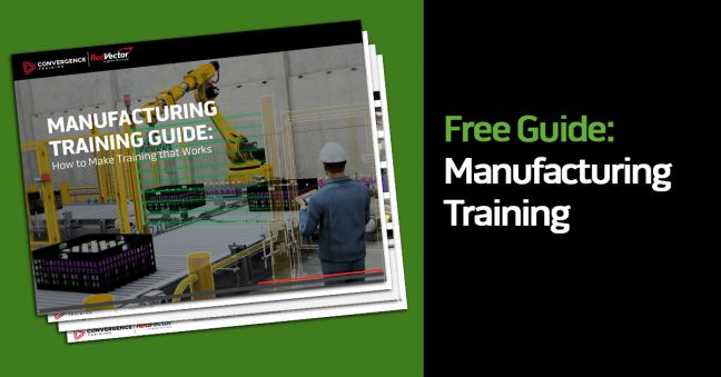 Manufacturing Training Guide Image