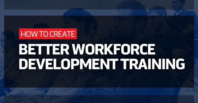 Workforce Development Training Image