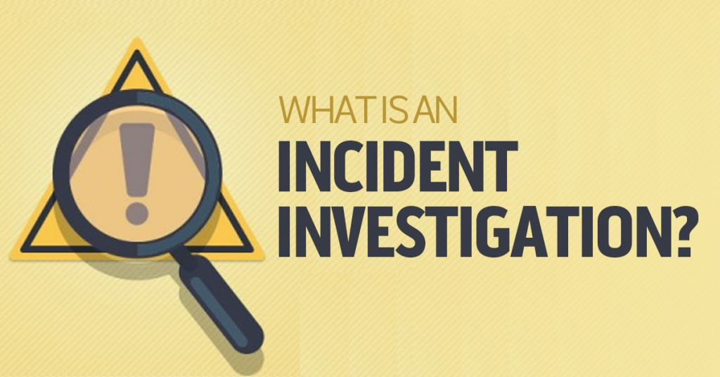 What Is an Incident Investigation Image