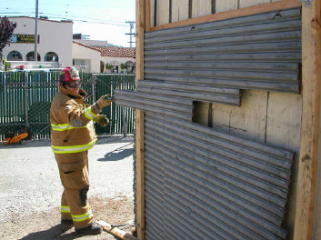 Procedures for Forcible Entry