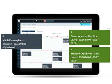 public-safety-manage-staff-scheduling-ipad
