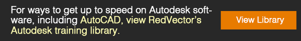 RedVector's Autodesk training library