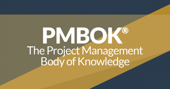 PMBOK Guide Image