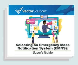 Emergency Mass Notification System (EMNS) Buyer's Guide