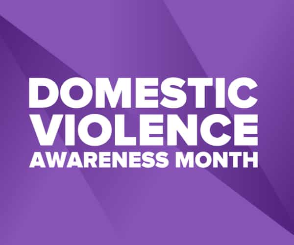 Educate Your Community This Domestic Violence Awareness Month (+ Infographic)